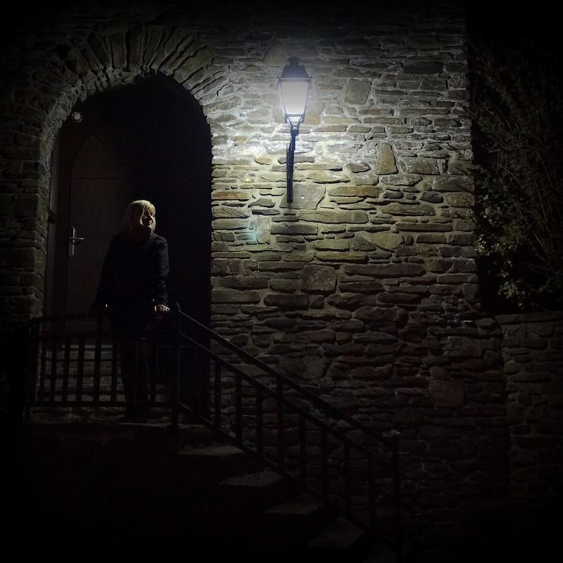 Passager de la nuit...