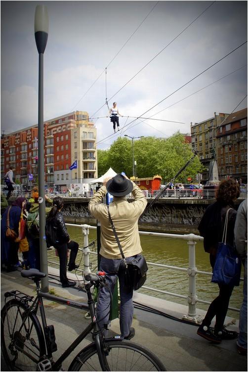 Les funambules du canal...(8)