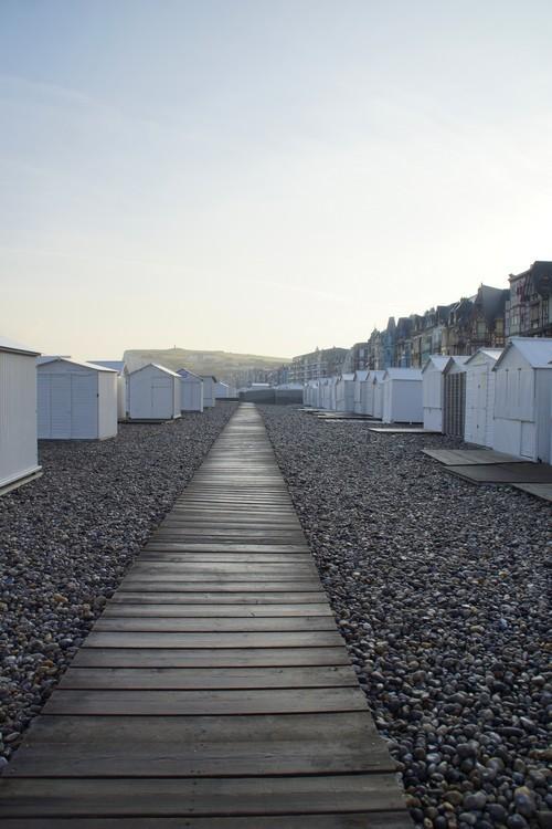 Les cabines de Mers-les-Bains...(2)