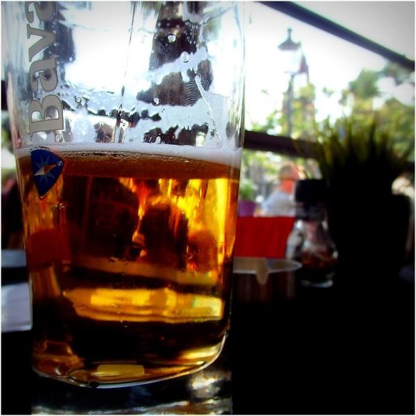 Le verre à moitié vide ou