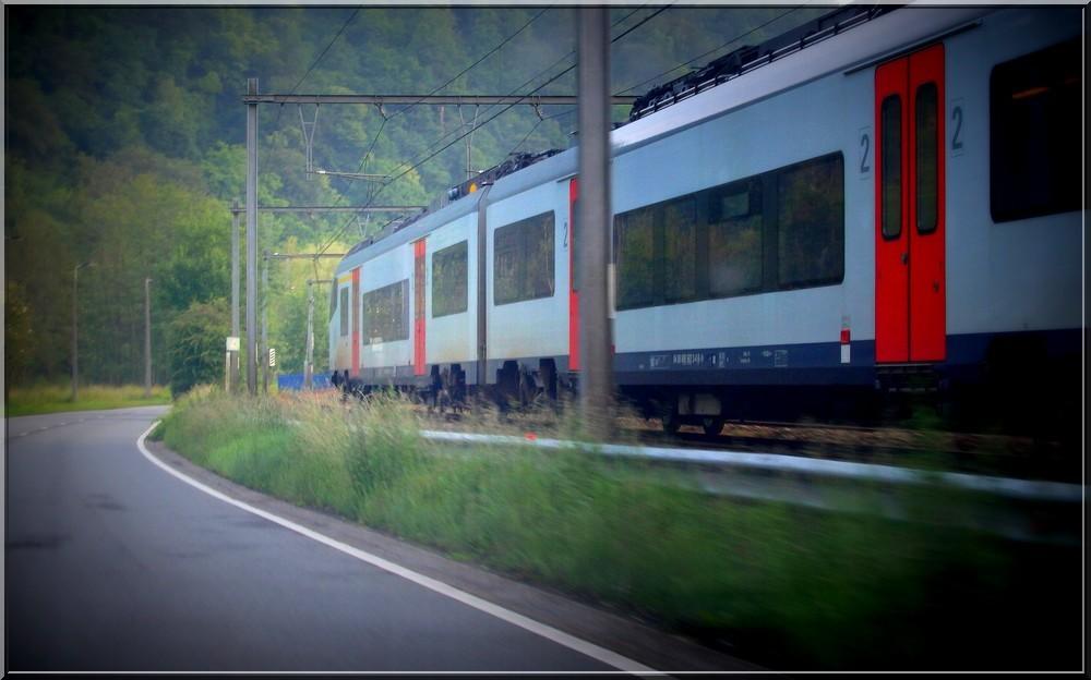 Le train a sifflé trois fois...