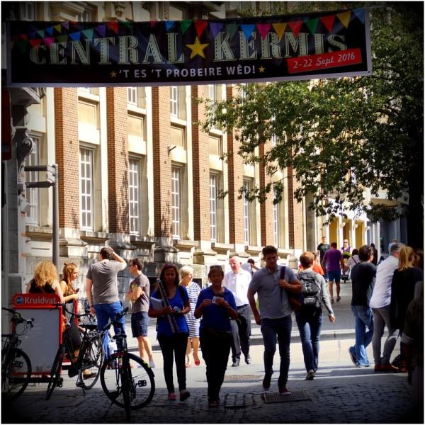 Leuven en août...