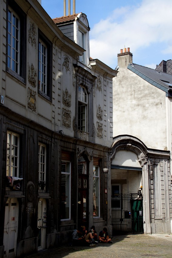 Leuven en août...(4)