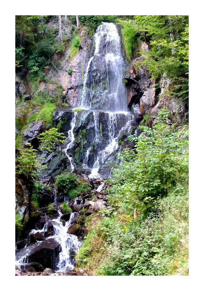 Cascade de l'Andlau...