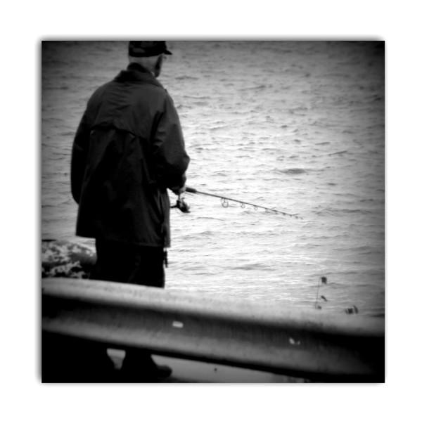 Pêche à la ligne...