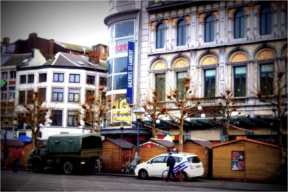 Liège...en toute sécurité.