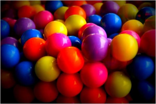 Bubble gum...