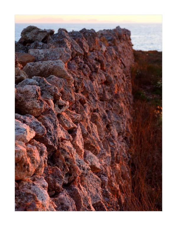 MENORCA...murets de pierres sèches