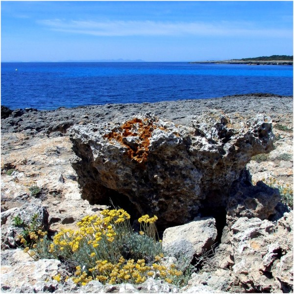 Menorca, la méditérranée...