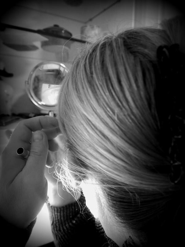 Face au miroir...