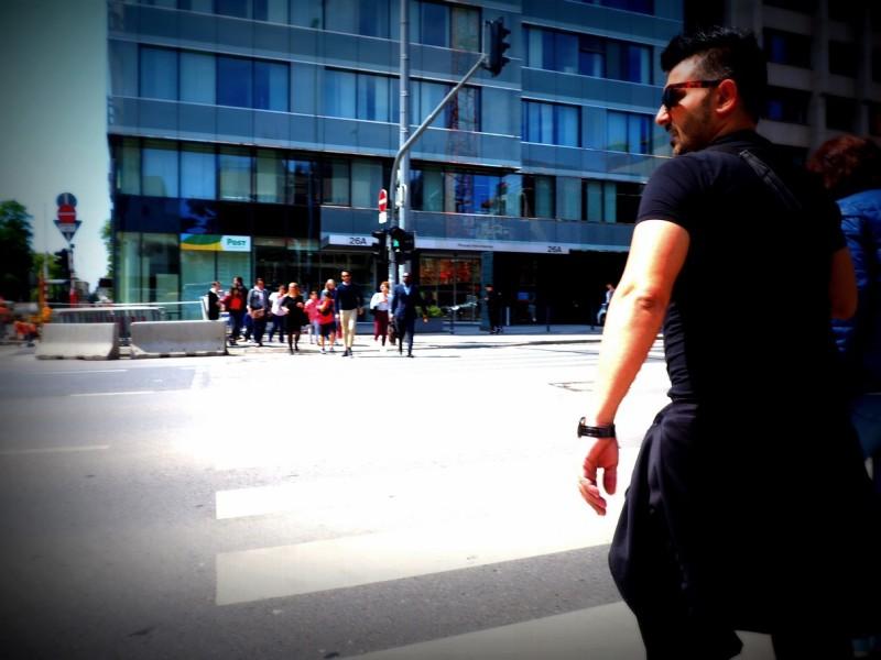 Crosswalk...