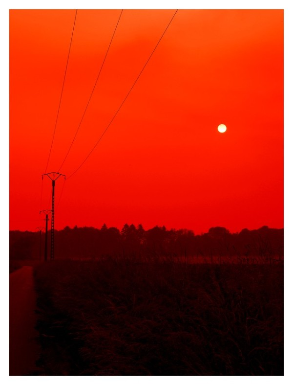red atmosphère...