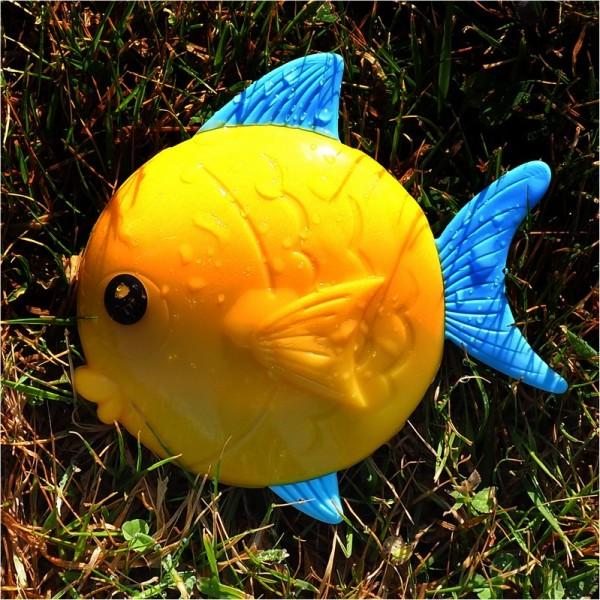 Comme un poisson...
