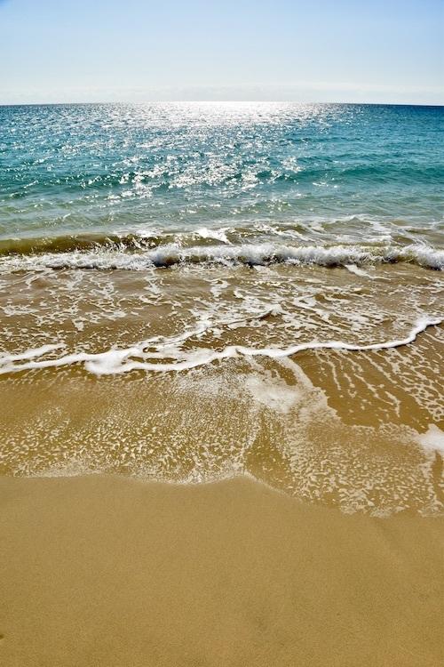 le ciel, le soleil et la mer...