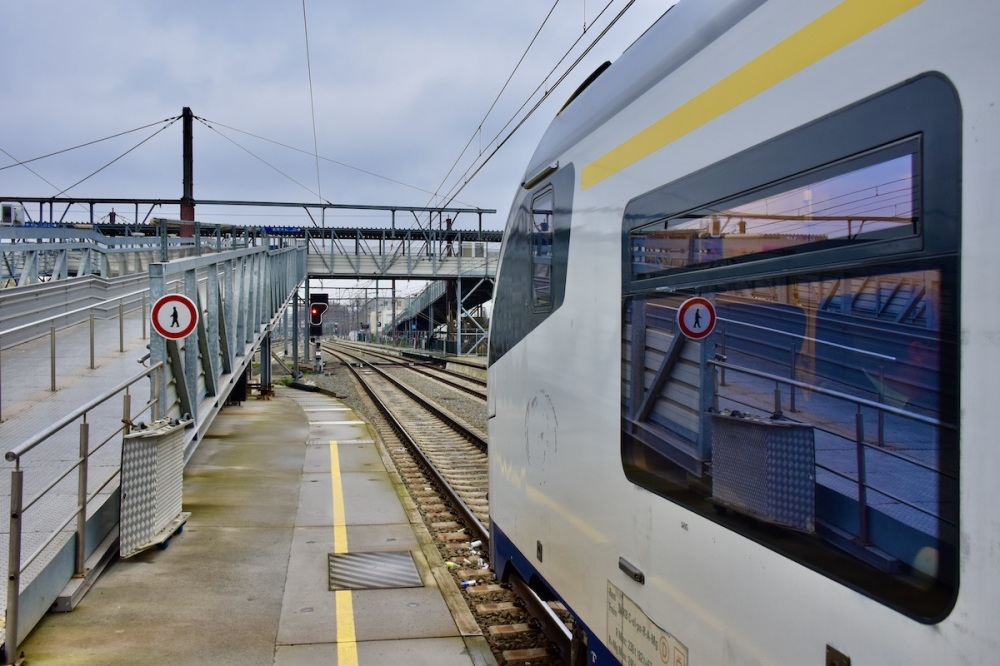 réflexion ferroviaire...