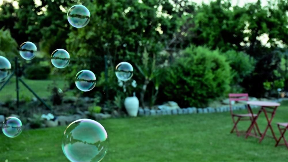 Les bulles (4)