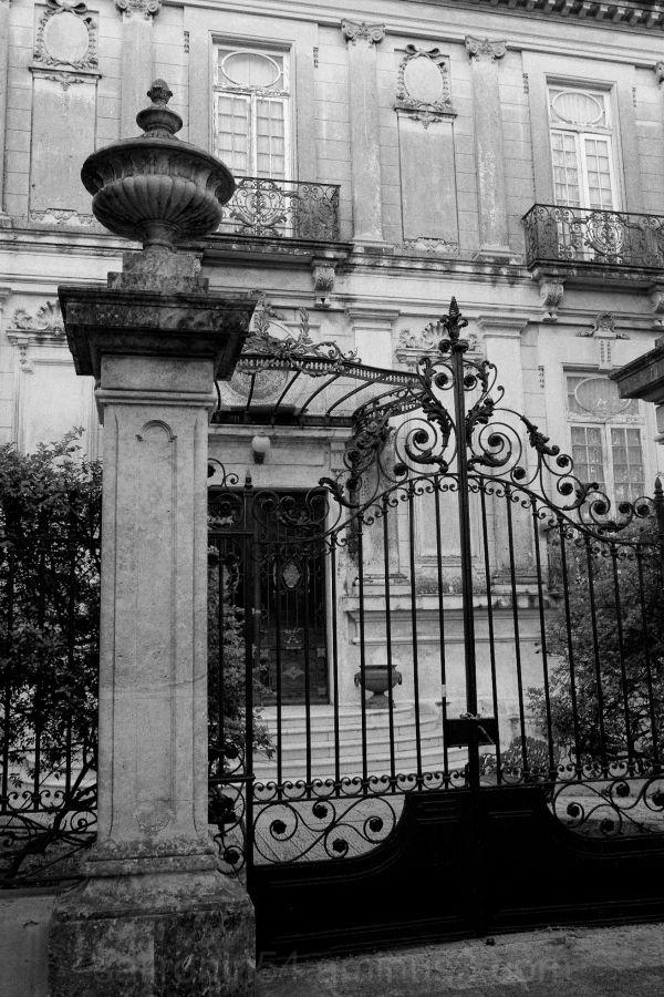 detail of gate, Merida, Mexico