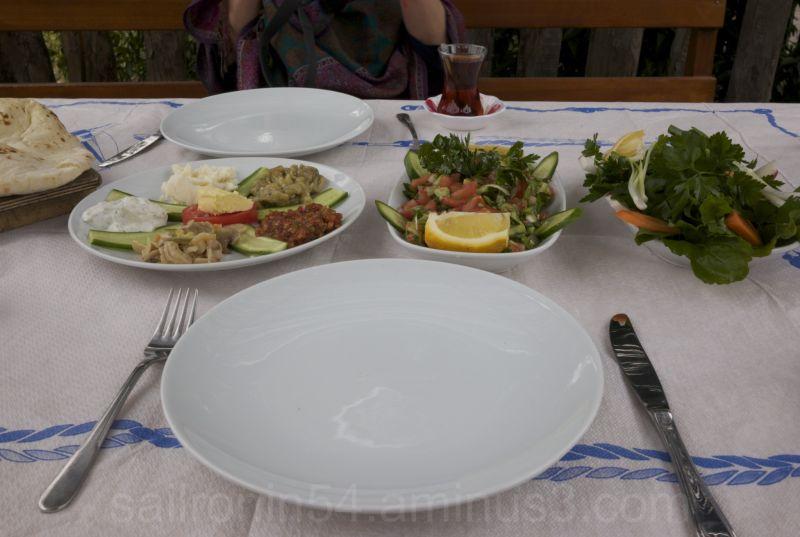 turkish lunch