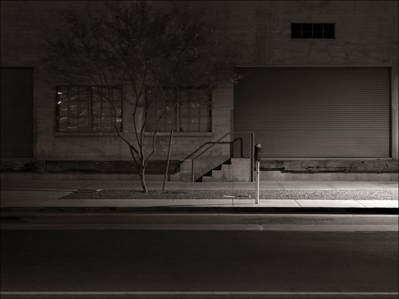 Santa Fe Railroad warehouse