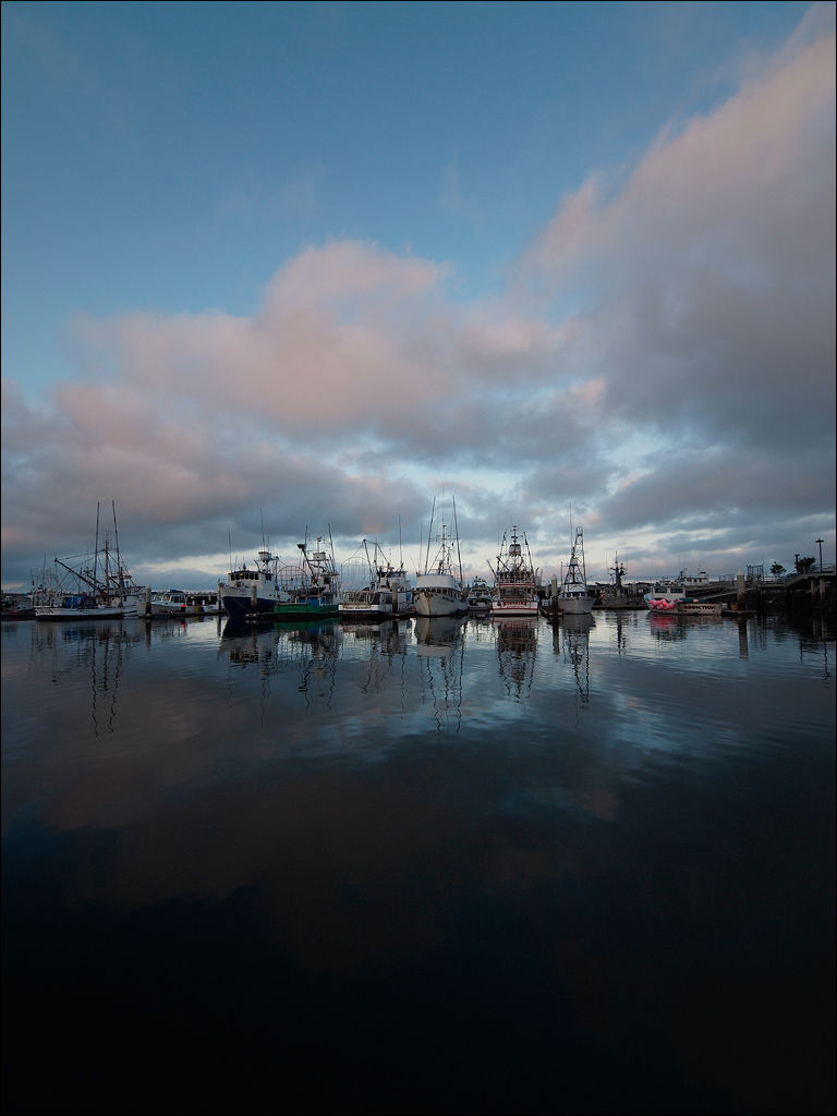 Tuna Harbor Marina