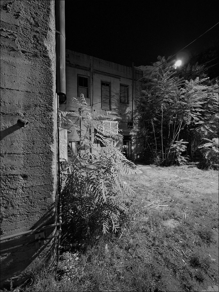 Sykes Alley, No. 2