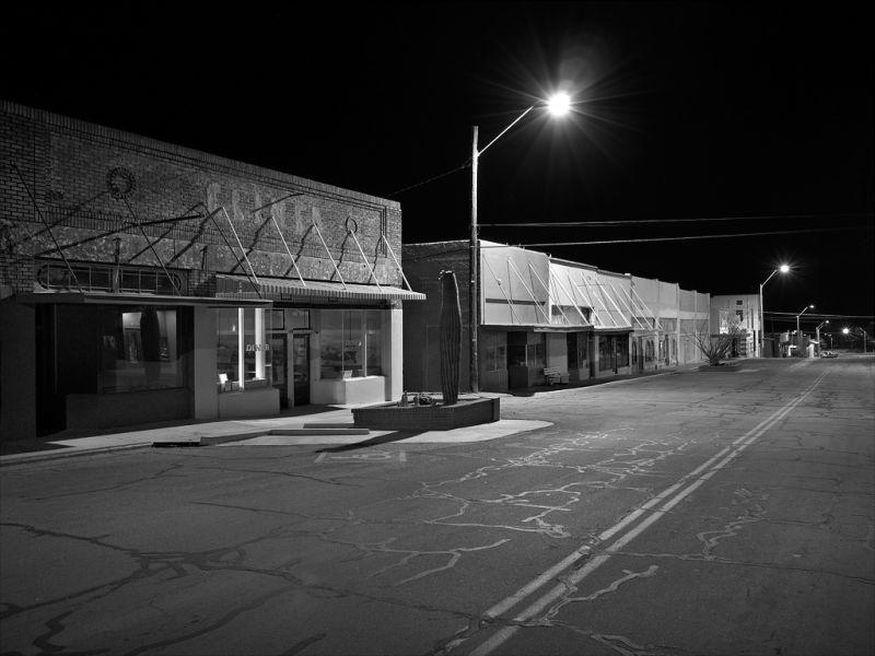 Main Street, Superior, Arizona