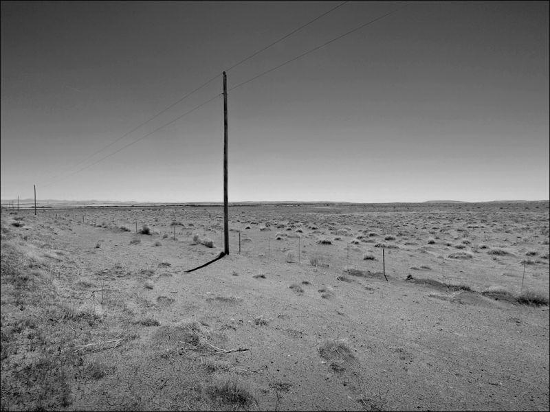 Northeastern Arizona landscape