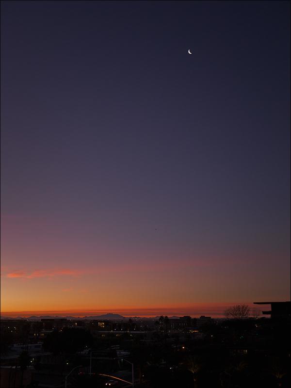 Yet another sunrise <yawn>