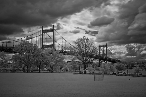 Robert F. Kennedy - Triborough Bridge fuji x-pro1