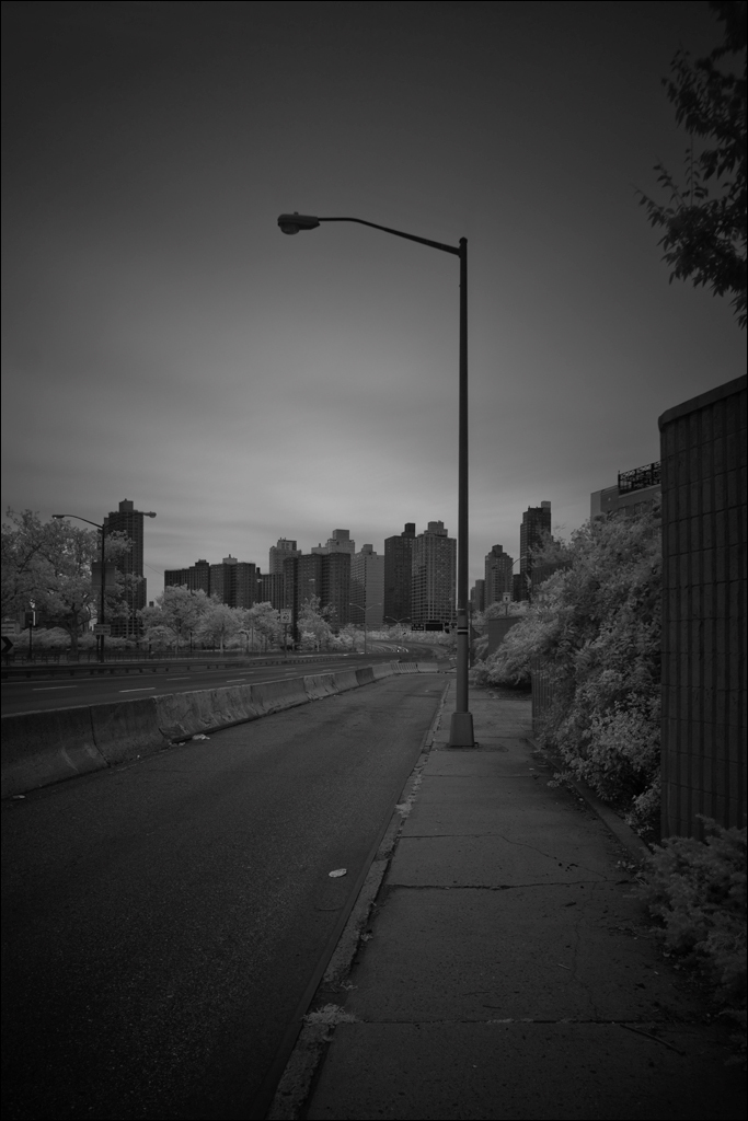 Southbound FDR Drive
