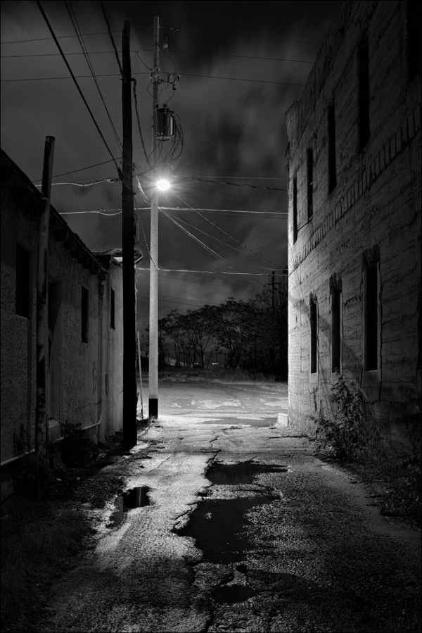 Sykes Alley