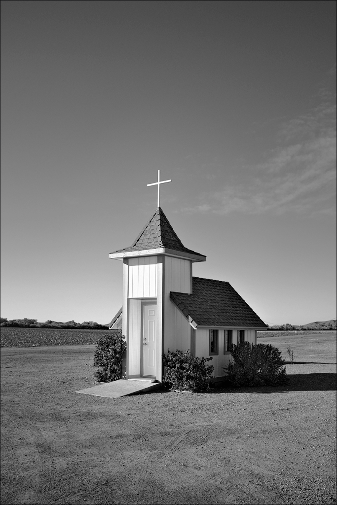 World's Smallest Church