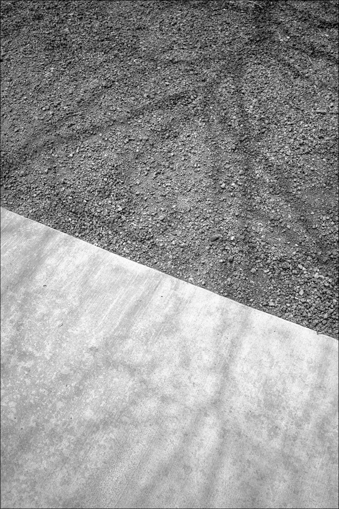 Sidewalk & Shadows
