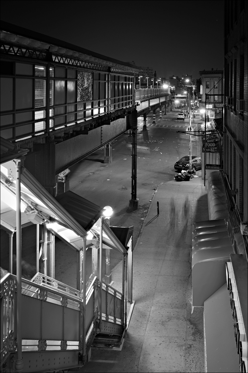 Simpson Street Station, No. 3