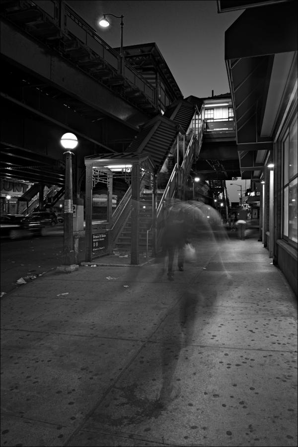 Simpson Street Station, No. 4