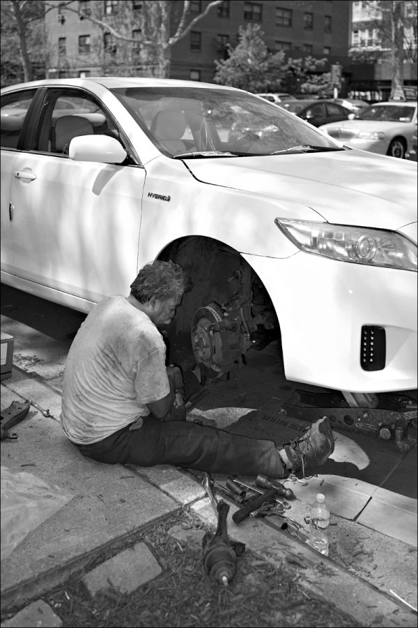Curbside Auto Repair, II