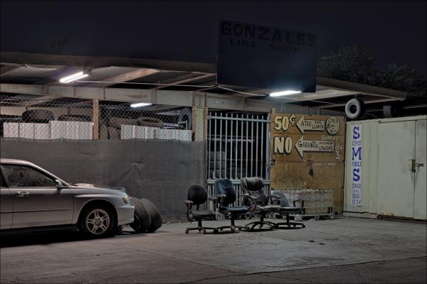 Gonzales Tire Shop