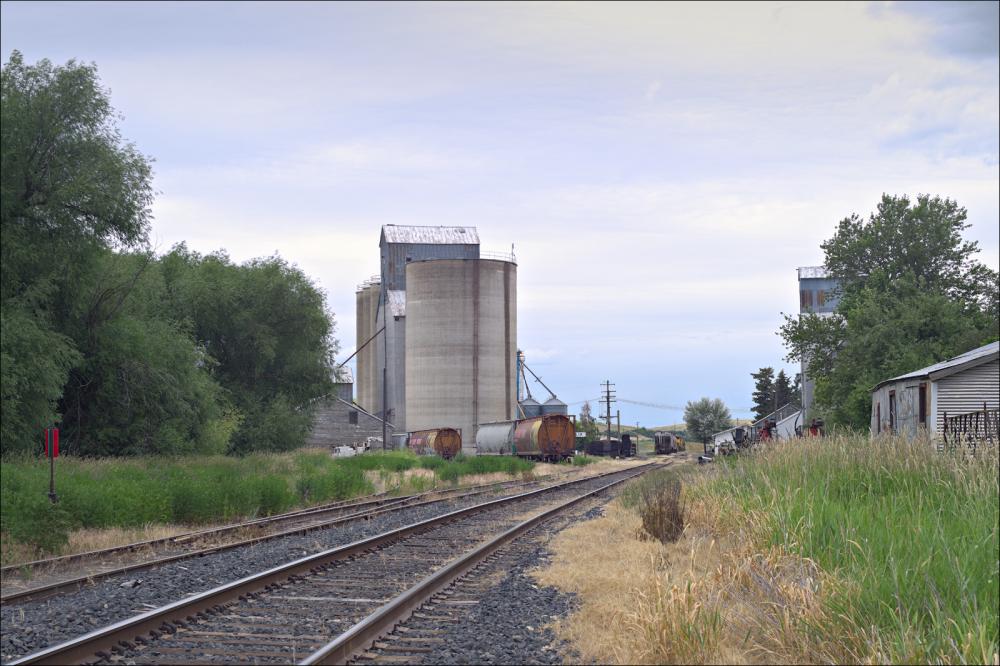CO-AG Producers, Inc. grain elevator complex