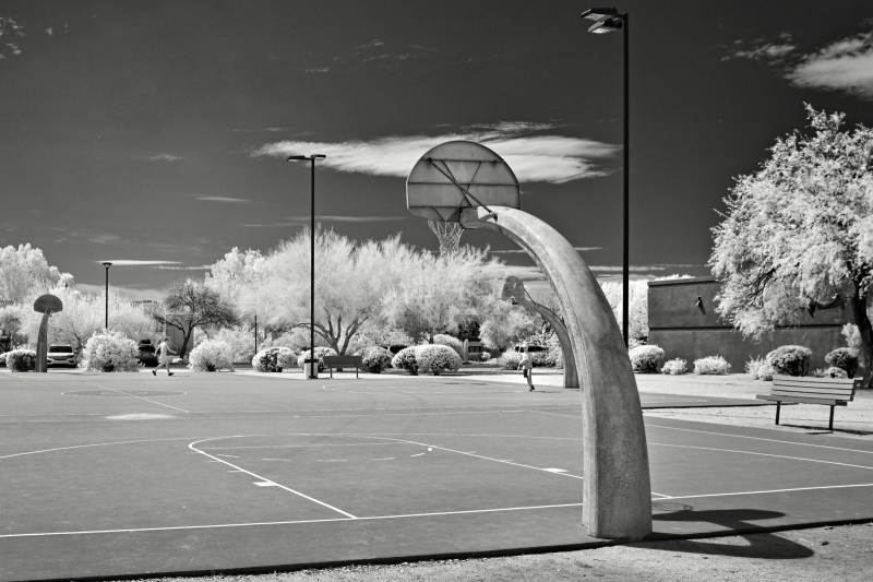 Basketball Jones...