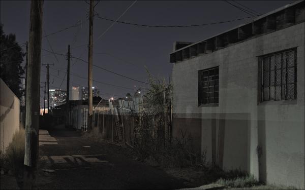Phoenix alley...