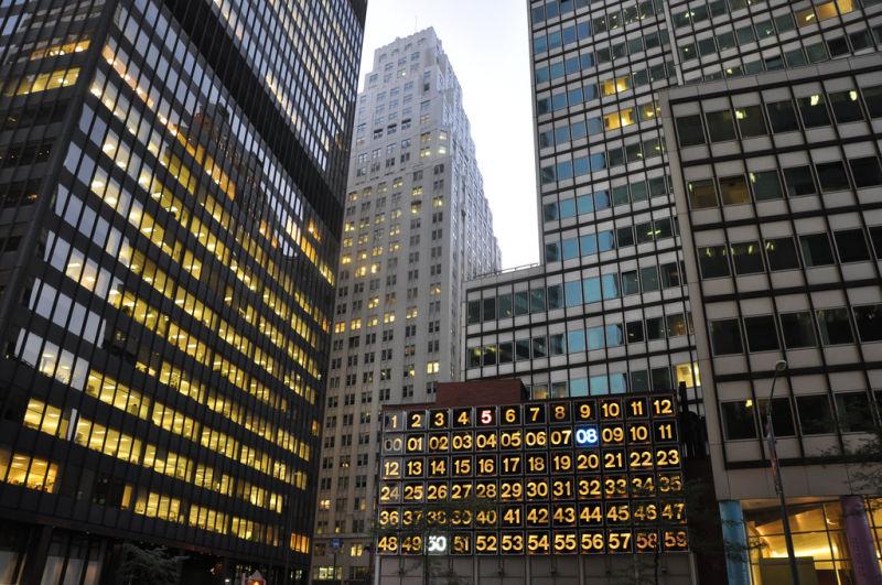 Lower Manhattan Buildings