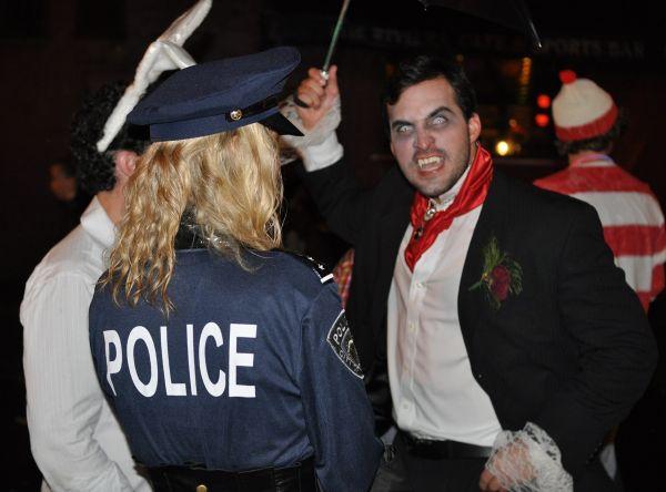 Greenwich Village Halloween