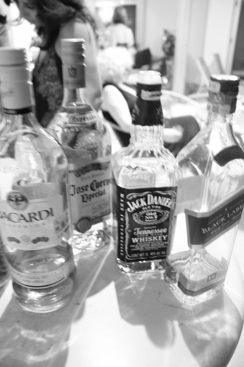 Empty Bottles=Good Party!