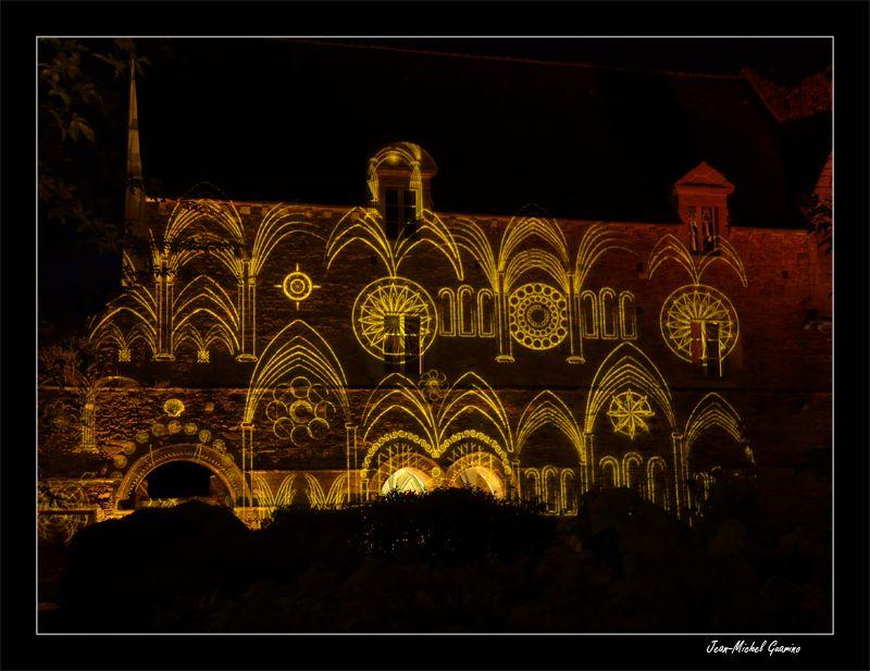 L'abbaye de Beauport Paimpol cote armor bretagne