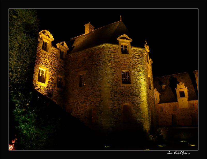 L'abbaye de Beauport Paimpol cote armor bretagne p