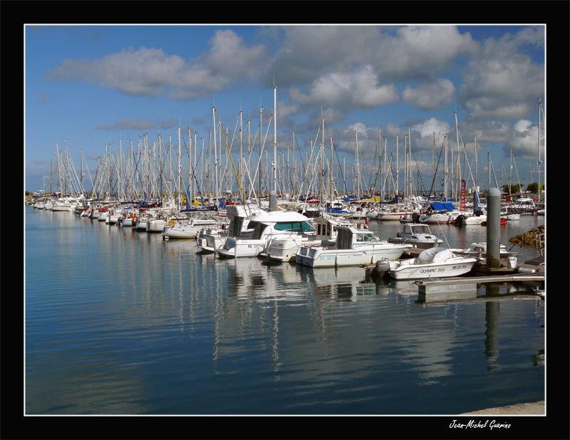 Port plaisance voilier france