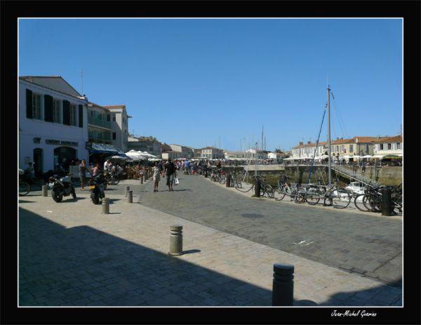 St Martin en Re Charente Maritime France