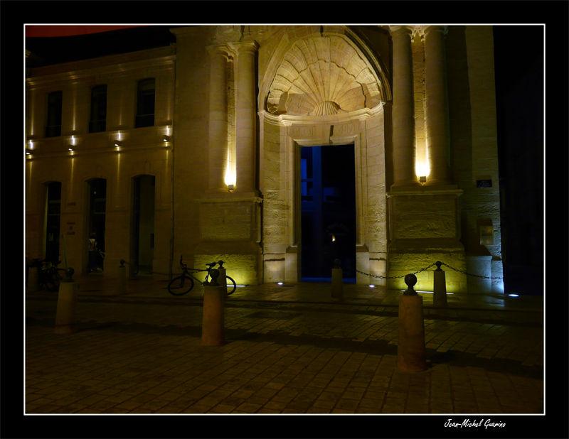 La Rochelle Charente Maritime photo nuit