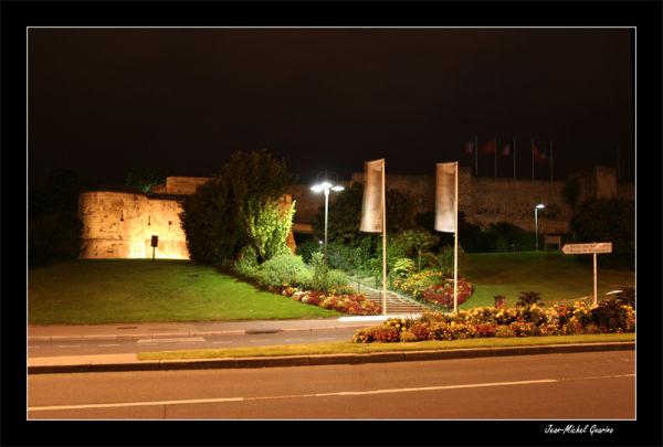 Caen Normandie : Ambiance de nuit