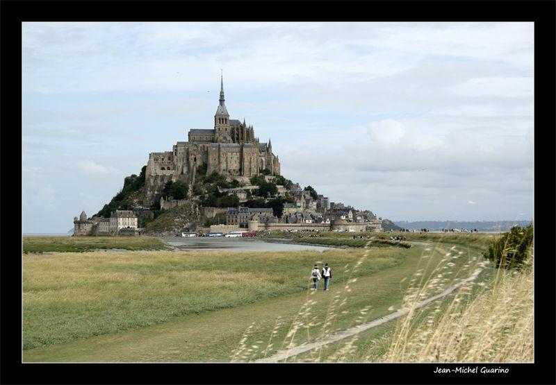 Mont st Michel France